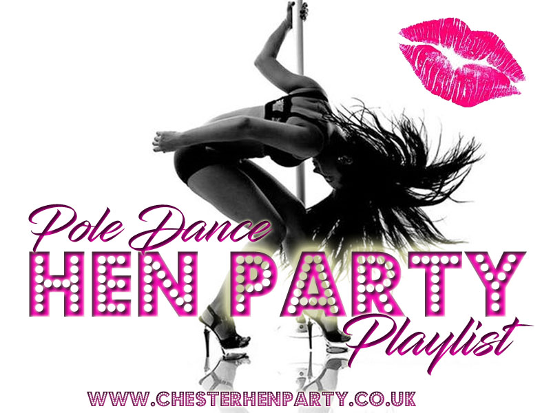 Pole Dance Hen Party Playlist!<p class=