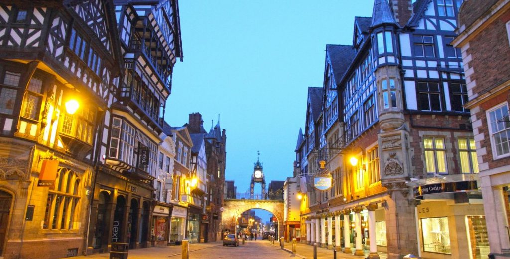 10 More Top Places In Chester…