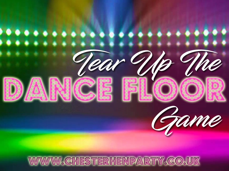 Tear Up The Dance Floor…
