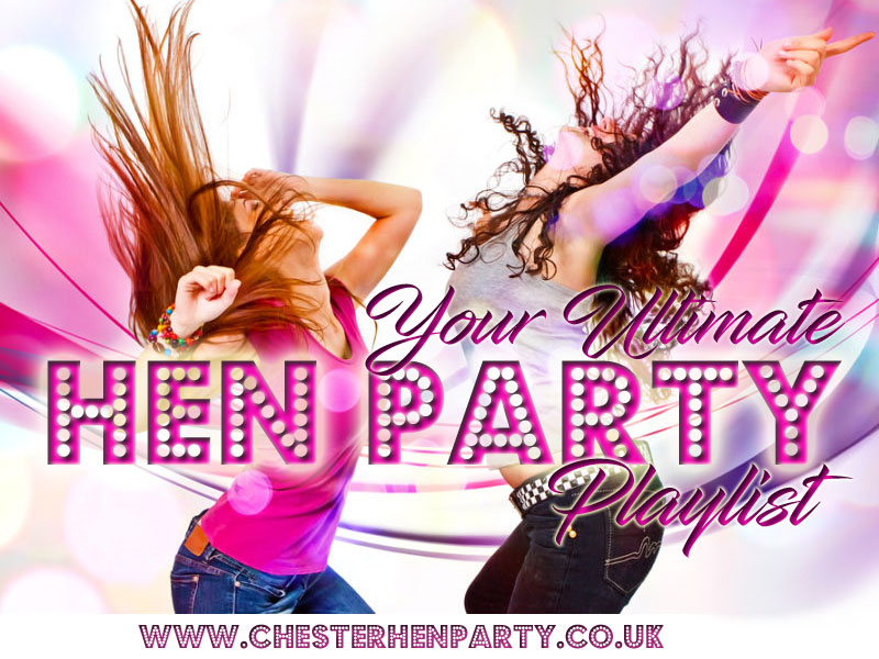 Your Ultimate Hen Party Playlist